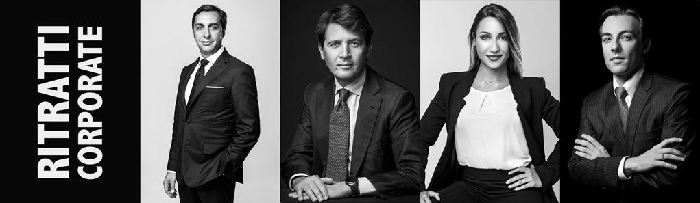 fotografo per ritratti aziendali e corporate a Roma