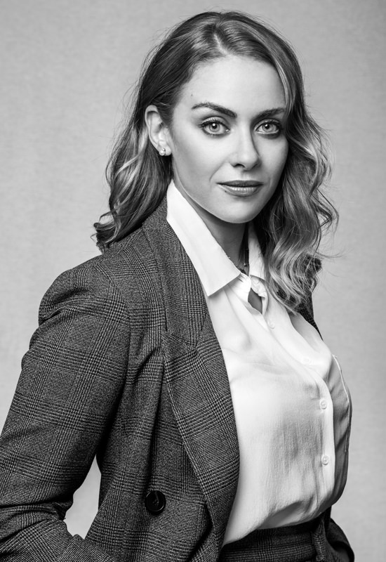 Corporate Portrait and Headshot Photographer in Rome, Italy