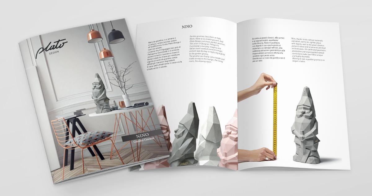 Foto per catalogo Plato design - Ferrante fotografo