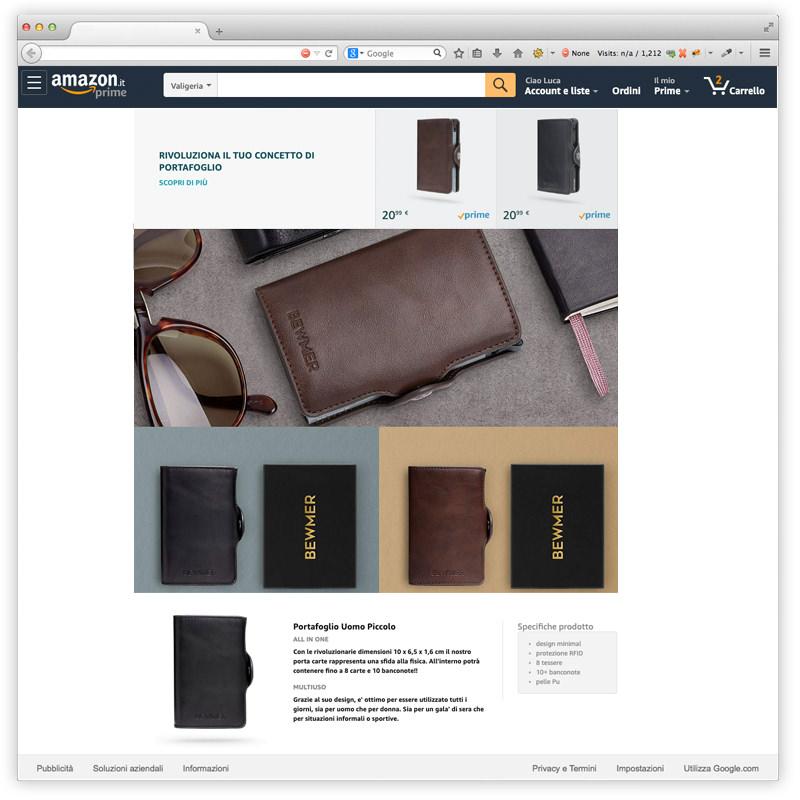 fotografo still life prodotto per vendita di prodotti su Amazon - Ferrante fotografo