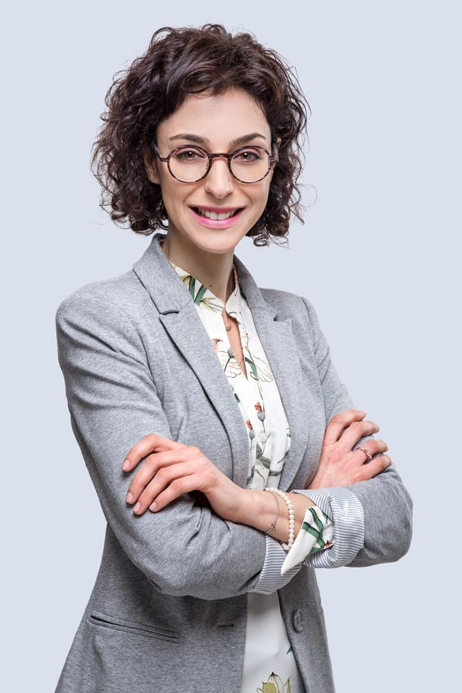 Ritratti aziendali per dirigenti e dipendenti di Frosta Italia
