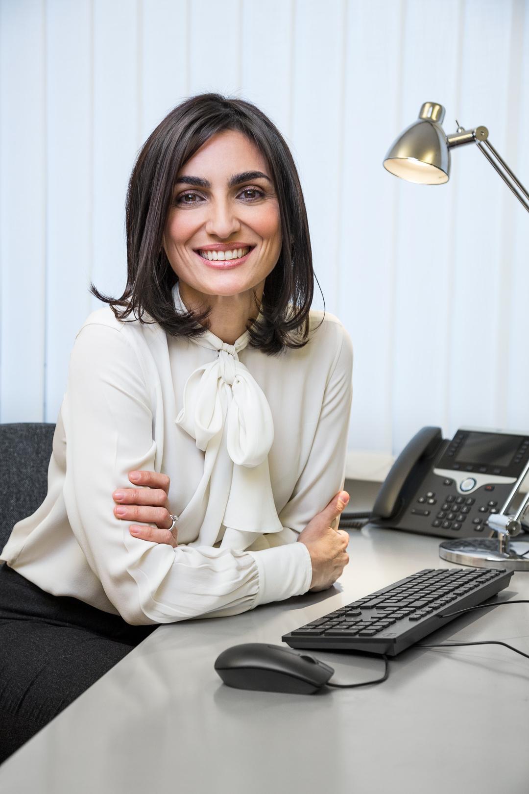 Fotografo di ritratto per dirigenti aziendali a Roma