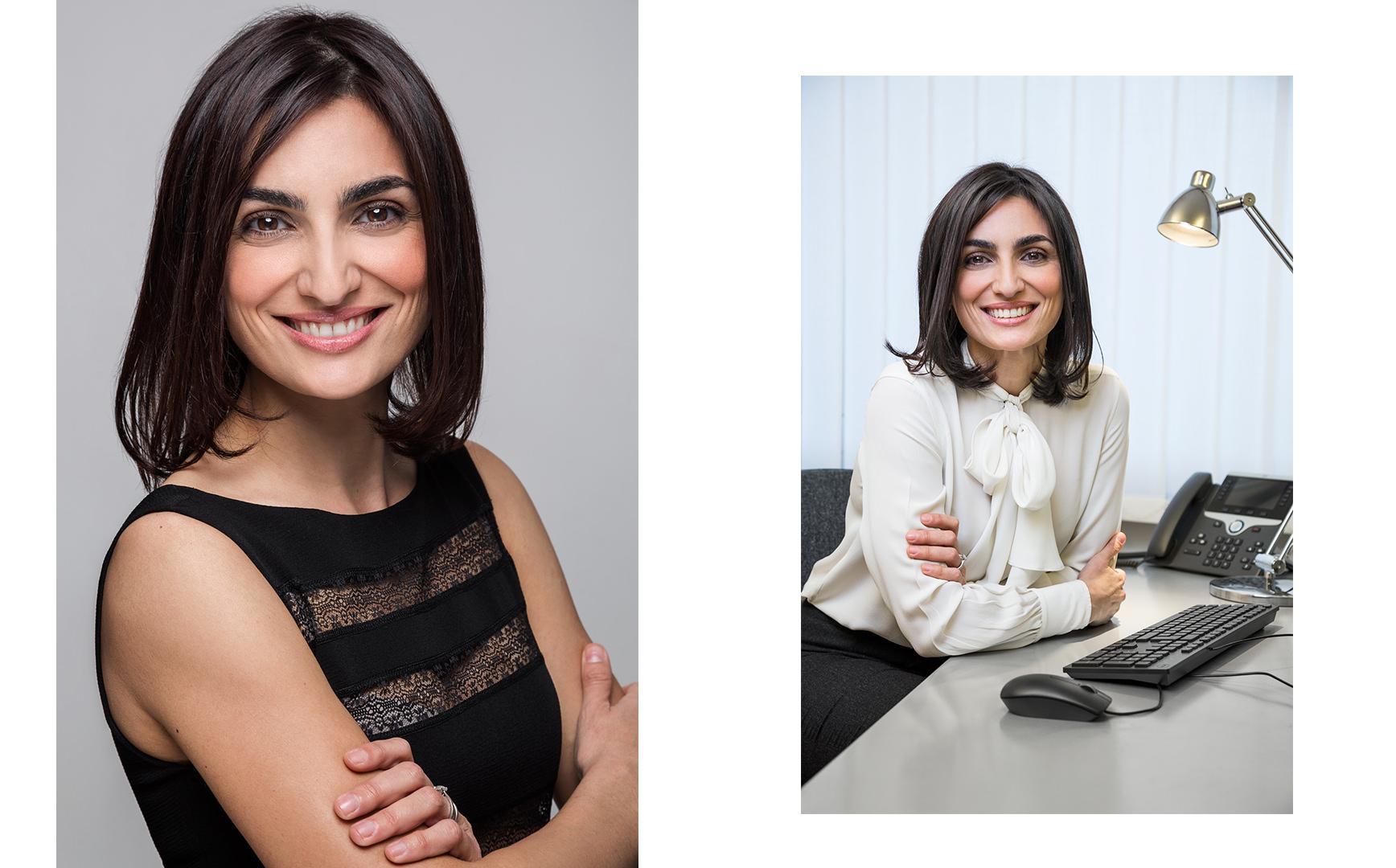 Fotografo di ritratto aziendale e corporate a Roma